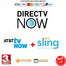 AT&T Live a Little Package + SLING ORANGE AND BLUE | 3 Year | FAST DELIVERY!