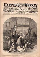 1877 Harpers Weekly September 15 - Bulgaria; Brigham Young, Mormons; Cossacks