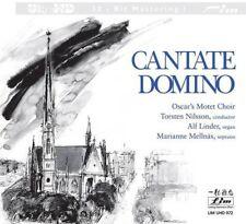 LIM | Torsten Nilsson & Oscar's Motet Choir - Cantate Domino Ultra HD CD