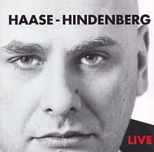 HAASE-HINDENBERG - CD - LIVE