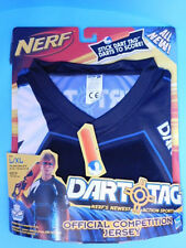 Nerf  Dart Tag Competition Jersey Shirt Size Large / Extra Large Blue New