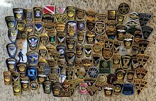 State of Ohio Police Patch Lot Collection #6