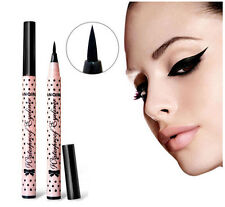 Maquiagem Waterproof Black Eyeliner Women Makeup Comestics Eye Liner Pencil Dot