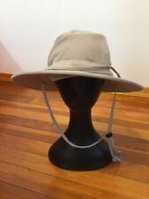 Wallaroo Hat Company Jackson Sun Protection Hat Beige Size M/L