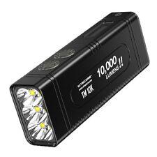 NITECORE TM10K Tiny Monster TYPE-C Rechargeable Flashlight - 10,000 Lumen Burst