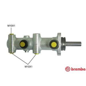 1 Hauptbremszylinder BREMBO M A6 010 passend für IVECO RENAULT