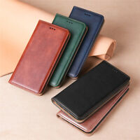 For Huawei Y5 Y6S Y6 Y7 2019 2018 Luxury Magnetic Leather Case Wallet Flip Cover