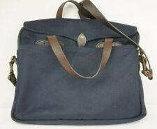 Filson Rugged Twill Original Briefcase Navy Blue