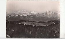 BF27536  le mont revard savoie le mont blanc et la chai france  front/back image