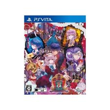 Used PS Vita SWEET CLOWN morning three o'clock of candy clown Import Japan