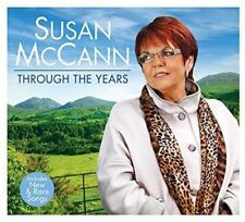 Susan McCann Through The Years 3 Cd Box set New & Rare Rockin' Country + Booklet