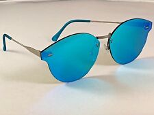 Retrosuperfuture Tuttolente Panama Azure RKI Eye Size 50 New Sunglasses