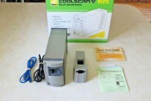 Nikon CoolScan V ED LS-50 ED Slide Scanner with SA-21 and MA-21 Adapters