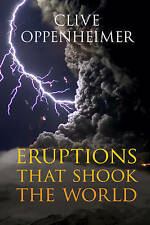 Eruptions that Shook the World by Clive Oppenheimer (Hardback, 2011)