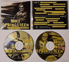 "CD ORIGINALE: Bruce Springsteen ""The ghost of Woody"" (2 cd) (Oslo,14/03/1996)"