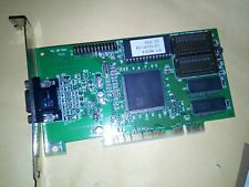ATI 3D Rage Mach64 PCI GPU - Grafikkarte - Vintage - Retro VGA