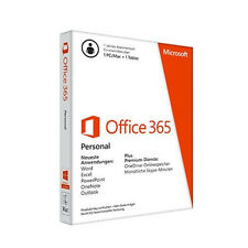 Microsoft Office 365 Personal 1PC/1Jahr, Word,  Excel, PowerPoint, Outlook, PKC2