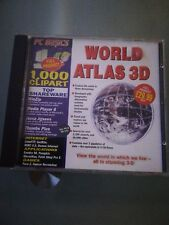 World atlas 3d Pc Cd Rom