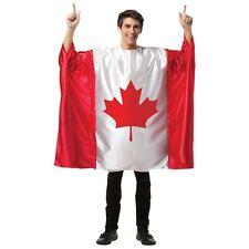 Flag Tunic Canada Costume Halloween Fancy Dress