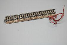 Märklin 5131 Anschlussgleis gerade mit Funkentstörkondensator Spur H0
