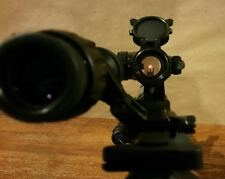 RED DOT SIGHT & 5x MAGNIFIER FTS Mount eotech aimpoint tactical scope reticle