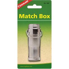 Coghlan's coincide con caja, estanco niquelado Titular, compacto de bolsillo impermeable