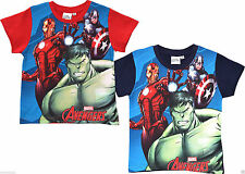 Marvel Boys' Crew Neck Other T-Shirts & Tops (2-16 Years)