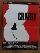 Affiche CHARLY julie marie parmentier kolia litscher 40x60cm *