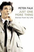 Just One More Thing By Peter Falk. 9780099509554