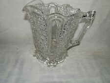 Vintage, Crystal, Daisy & Button/Panel, Creamer/Pitcher