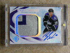 10-11 Ultimate Signed Debut Threads Auto Patch BRAYDEN SCHENN Rookie RC /25
