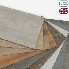 LVT 4MM THICK LUXURY VINYL FLOORING SAMPLE PACK CLICK FLOOR PANELS