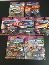7 Lot Dragsters Father Time Sammy Hawaiian Lady Orange Burnouts Johnny Lightning
