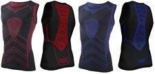 Funktionsunterhemd Kompressionsshirt Funktionsshirt Funktionswäsche Sportwäsche
