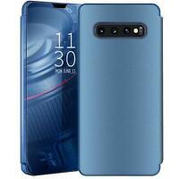 View Case für Samsung Galaxy S10 Hülle Schutzhülle Fenster Cover Handy Tasche