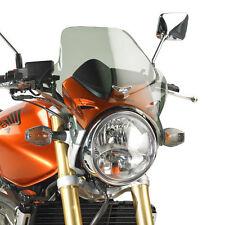 Parabrezza A305 Con Kit Di Fissaggio per Honda CB600F Hornet 2005 2006