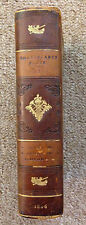 1806 hardbound leather PLAYS OF WILLIAM SHAKESPEARE edited by Manley Wood vol. 7