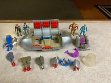 Vintage 1989 Tyco DINO RIDERS Action Figures Vehicle Parts & Accessories LOT #3