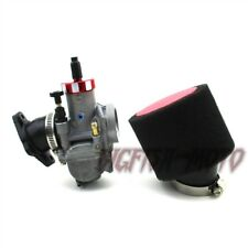 28mm Racing Carburetor Manifold Air Filter For 200cc 250cc Dirt Cross Motor Bike