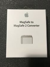 100% Genuine Apple MagSafe to MagSafe 2 Converter MD504LL/A,  Macbook Air, Pro