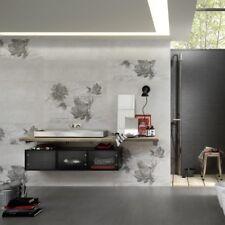 Marazzi Oficina7 Bianco 32 5x97 7 cm Mkrz cemento Pavimento Piastrelle
