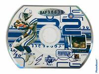 🔥 UD Powerdeck • Edgerrin James Auto • SP 20/50 • Rare • Colts • On Disc