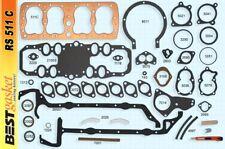 Ford/Mercury 239 Flathead Full Engine Gasket Set/Kit BEST w/COPPER Head 1939-48*