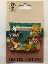 Disney Employee Center Cast DEC Mickey & Minnie Christmas Holiday Pin LE 150