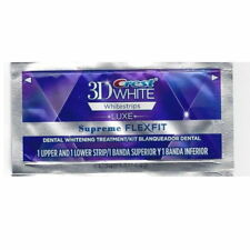 CREST PROFESSIONAL EFFECTS LUXE WHITENING STRIPS WHITESTRIPS 1 Pouch