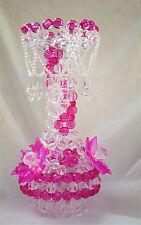Vases decoration craft DIY plastic