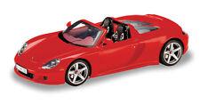 Solido 2001 Porsche Carrera GT Red 1:18**Back in Stock**Rare find!