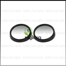 2 X fácil ajuste Convexo punto ciego Espejo Remolque de marcha atrás de conducción alumno vista mma5