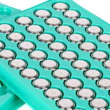 50Pcs AG10 L1131 SR1130 189 LR54 1.5V Alkaline Button Cell Battery Batteries