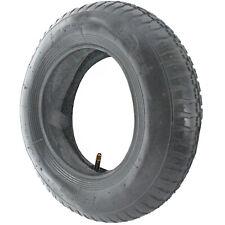 Wheelbarrow Wheel Inner Tube and Barrow Tyre 3.50 - 8 Rubber Innertube